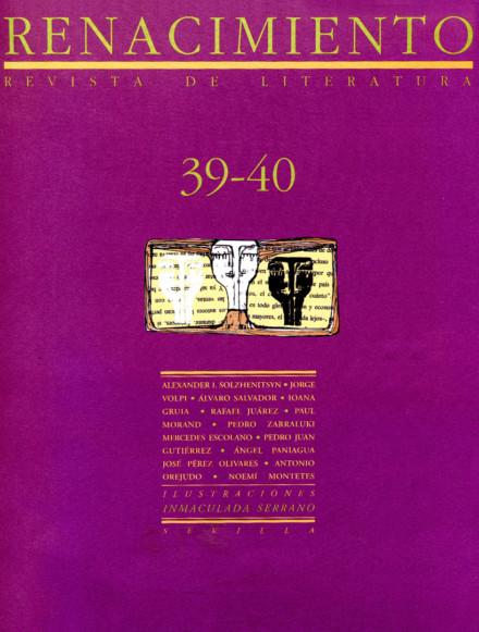 Revista Renacimiento